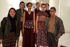 Indahnya kain Indonesia dalam Senandung Nusantara di London