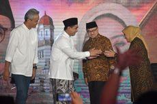 Ini Hasil Akhir 3 Quick Count Pilkada Jateng: Ganjar-Taj Yasin Menang