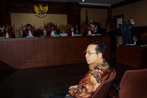 Kasus E-KTP Diminta Tak Berhenti di Setya Novanto