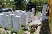Tertunda 6 Hari, 19 TPS di Kepulauan Tanimbar Akhirnya Gelar Pemilu Lanjutan