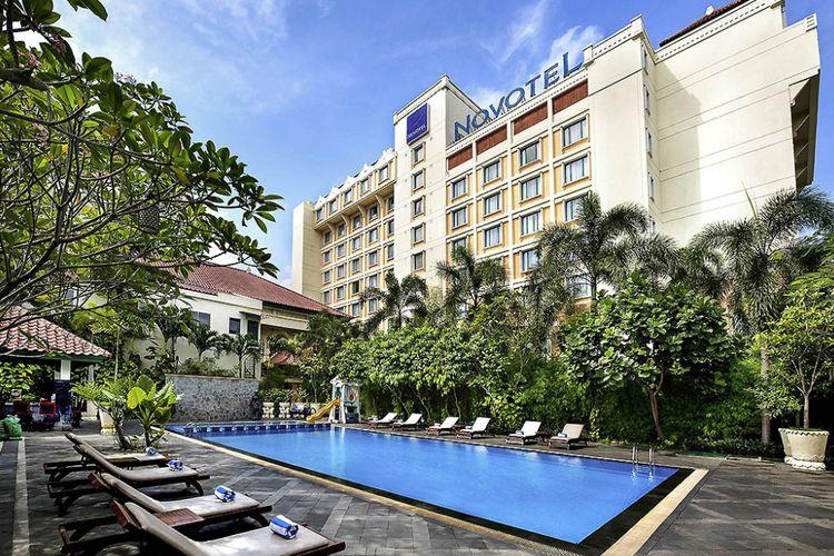 Hotel Novotel Solo, Jawa Tengah.