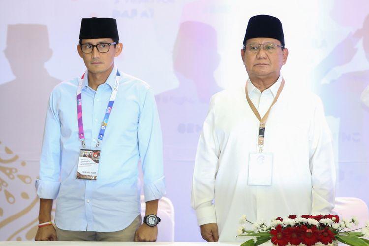 BPN Prabowo-Sandiaga Siapkan Strategi Khusus 100 Hari Jelang Pilpres
