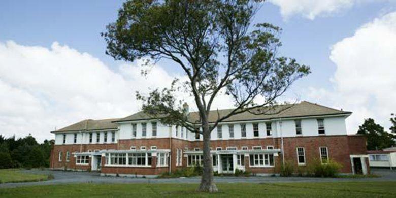 Kingseat Hospital, New Zealand