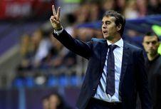 Catatan Negatif Lopetegui di Real Madrid Era Florentino Perez