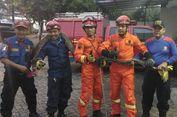 Cerita Pegawai Lihat Ular Sanca yang Buat Etalase RM Padang di Meruya Utara Berantakan