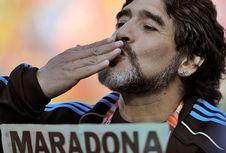 Maradona Ungkap Kelebihan Dirinya yang Tak Dimiliki Messi