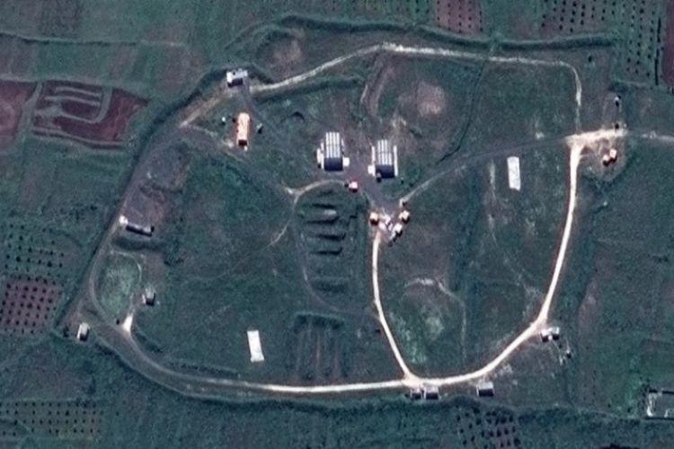 Foto Satelit Tunjukkan Kondisi Target Pasca-serangan Udara AS di Suriah