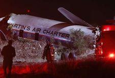 Ini Yang Perlu Dilakukan di Menit-menit Akhir Pesawat Jatuh