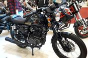 Merek China Blasteran Italia Tantang Kawasaki W175
