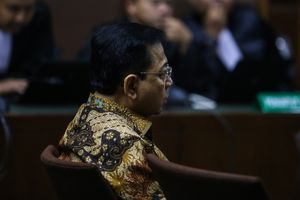 Setya Novanto Divonis Bayar Uang Pengganti Sekitar Rp 66 Miliar