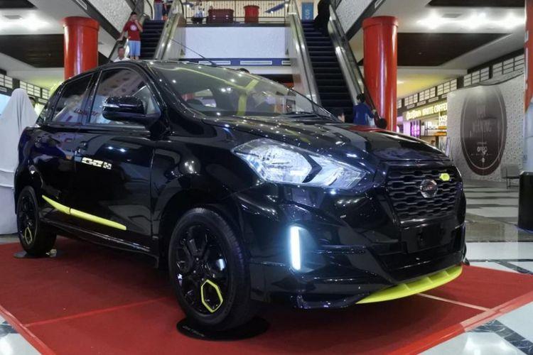 Datsun ramaikan trending workshop NMAA 2019