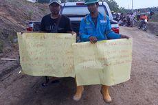 Cium Bau Busuk, Warga Aceh Timur Demo Perusahaan Tambang