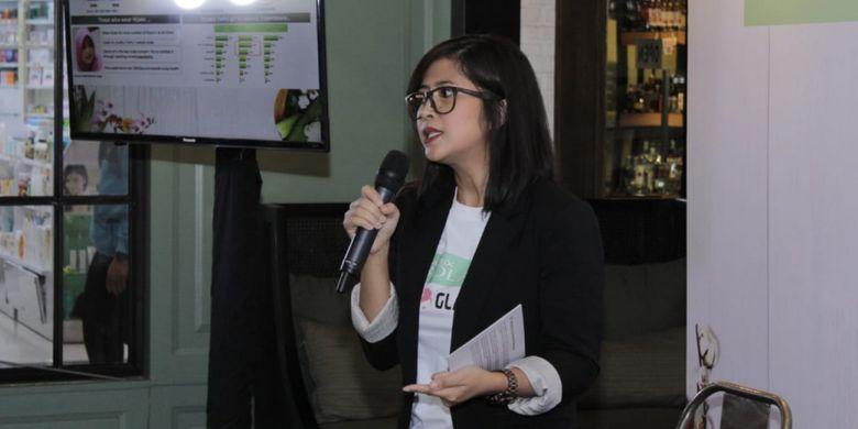 Brand General Manager Matrix Indonesia, Amanda Indarwulan.