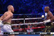 Mayweather Akan Hadapi McGregor di Ring Tarung Bebas