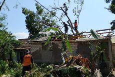 Angin Puting Beliung di Sukabumi, 274 Rumah Terdampak, 49 Rusak Berat