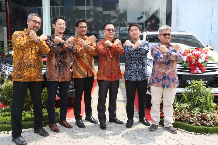 PT Dipo Internasional Pahala Otomotif ? Krakatau jadi diler ke-126 Mitsubishi di Indonesia