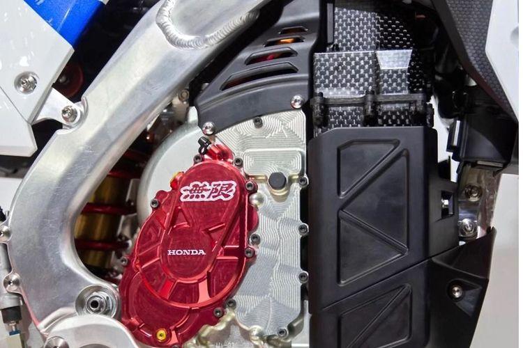 Honda memperkenalkan konsep CRF Listrik di Tokyo Motorcycle Show 2019