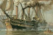 Kisah USS Savannah, Kapal Uap Pertama yang Lintasi Samudra Atlantik