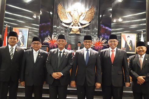 Disahkan, 4 Dinas di DKI Jakarta Akan Berubah Nama
