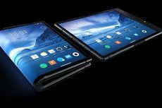 Vendor China Ini Dului Samsung dan Huawei Jual Ponsel Lipat