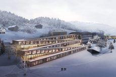 Main Ski di Atap Hotel, Kenapa Tidak?
