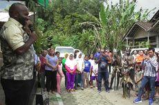 Ratusan Pekerja dari Dusun Ini Bekerja di Wilayahnya, Bupati Mamberamo Tengah Beri Apresiasi