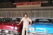 Berkenalan dengan Hauwke, Sang Pemilik Ratusan Mobil Kuno