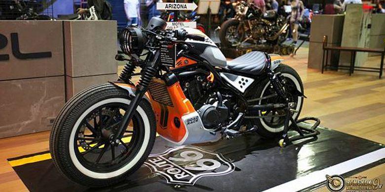 Honda Rebel 500 Custom