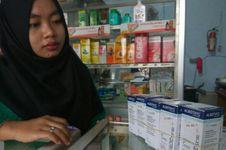Dinkes Depok Minta Apotek dan Toko Obat Tak Jual Albothyl