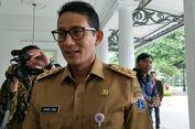 Ada OK Otrip, Sandiaga Tak Mau Ada Gesekan Sopir Angkot dan Transjakarta