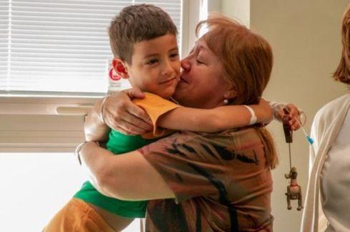 Tersesat di Gurun, Bocah 5 Tahun Ini Ditemukan 24 Jam Kemudian