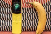 Nokia 8110 'Pisang' 4G Siap Beredar di Pasar