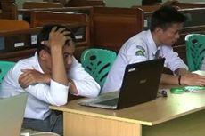 UNBK di Polewali Mandar, 2 Sekolah Menumpang hingga Pinjam Laptop dari Sana Sini