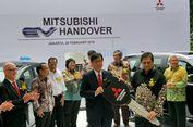 Mitsubishi Hibahkan 10 Mobil Listrik kepada Pemerintah Indonesia