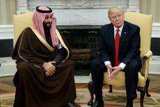 Pekan Depan, Trump Bertemu Putra Mahkota Saudi