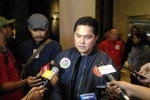 "Erick Thohir: Kalau Pak Sandi Mau ""Buyback"" Indosat, Ya Mungkin sebagai Bisnis..."