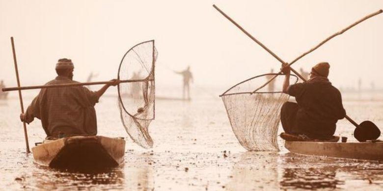 Nelayan india