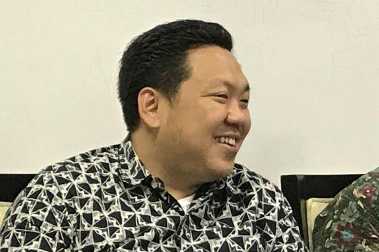 Anggota Komisi I DPR RI Fraksi PDI Perjuangan Charles Honoris.