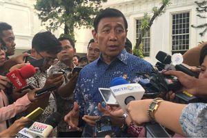 Wiranto: 21 Kali Penyerangan ke Tokoh Agama, 15 Kali Pelakunya Tidak Waras