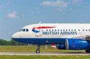 Bercanda Akan Ledakkan Pesawat, 18 Penumpang British Airways Diturunkan Paksa