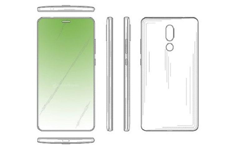 Huawei Ikut Patenkan Desain Ponsel dengan Layar Berlubang