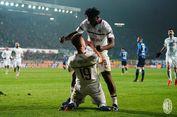 Atalanta Vs AC Milan, Piatek Kembali Cetak Gol, Rossoneri Raih 3 Poin