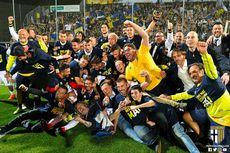 Parma Kembali ke Serie A, Buffon hingga Operator Liga Ucapkan Selamat