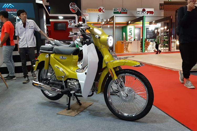 SM Classic mulai dijual di Jakarta Fair Kemayoran (JFK) 2019.