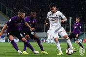 Hasil Liga Italia, AC Milan Menang Tipis Vs Fiorentina