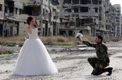 Tujuh Tahun Perang, Jumlah 'Perawan Tua' di Suriah Meroket