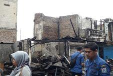 Kebakaran di Tomang Berasal dari Rumah Warga yang Sedang Masak