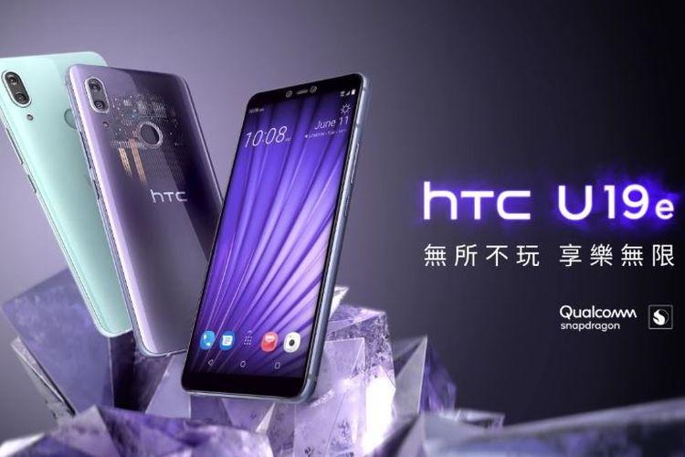 Ilustrasi HTC U19e