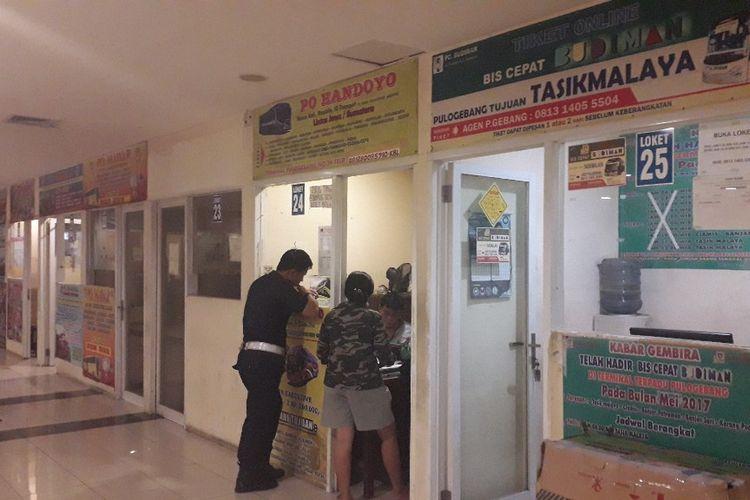 Harga Tiket Bus Di Terminal Pulogebang Merangkak Naik