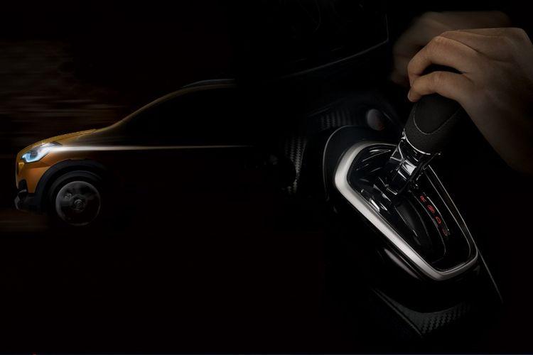Datsun Cross Pakai Matik CVT